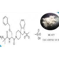 China White Crystalline Powder SARMS Bodybuilding MK -677 / Ibutamoren Mesylate CAS 159752-10-0 wholesale