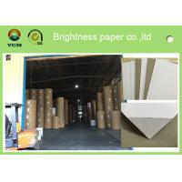 China One Side Coated Blister Blister Board Paper Roll 1092 / 1194mm Full Gsm wholesale