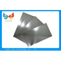 China Vacuum Metallized Bottle Label Paper High Wet Strength Heat Transfer Paperboard wholesale