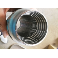 China Car 201 / 304 Id51mm Stainless Steel Exhaust Flex Pipe Length 200mm wholesale