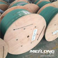 China ASTM A269 316L stainless steel seamless coiled tubing hydraulic control line wholesale