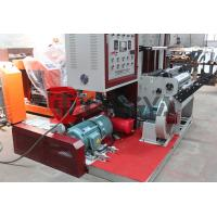 China Corrosion Resistance 11kw Film Extruder Machine High Productivity SJ - 45M wholesale