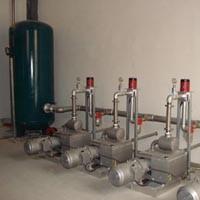 China Stainless Steel Softgel Capsule Gelatin Melting Tank Auto Vacuum Pump System wholesale