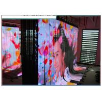 China P6 Flexible LED Curtain SMD3528 , Rental Flexible Video Display High Resolution wholesale