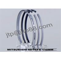 China 6D14 NEW 6D14T 6D14-3AT Engine Piston Rings For Auto Spare Parts wholesale