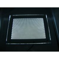 China A3 LED Acrylic Photo Frames , Wall Mount Plastic Picture frame wholesale