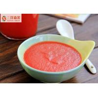China New Orient Pure Tomato Paste Canned Tomato Sauce Tin Packing Easy Open wholesale
