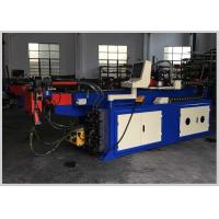 China Servo Feeding Automated Pipe Bender , Cnc Tube Bending Machine For Indoor Furniture Manufacturing wholesale