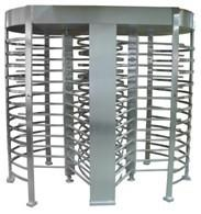 China 120 Degree Rotation Security Full Height Turnstile For Unsupervised Area wholesale