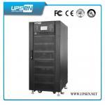 China 3/3 Phase 220VAC Uninterrupted Power Supply Sai 40kVA Inbuilt 72PCS UPS Battery 12V 7.2ah wholesale