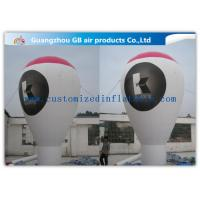 China Custom Large Ground Inflatable Advertising Balloon For Commercial Event wholesale