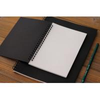 China Back to school,china supplier A4 custom printed spiral notebook wholesale