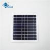 China 9V 4.5W Residential Solar Photovoltaic Panels For Solar Garden Light / Folding Solar wholesale
