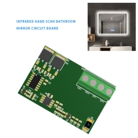 China Induction Switch One Touch Button 32kHz Light Circuit Board wholesale