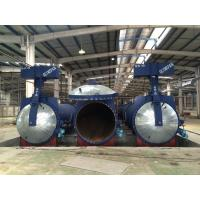 China Saturated Steam Industrial Pressure Vessel for AAC , High Temperature wholesale