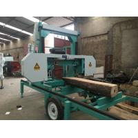 China Manufacture Direct Sell !!! MJ1600 Automatic Band Saw Portable Log Band Saw Mill wholesale
