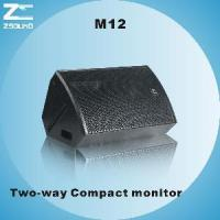 "China M12 12"" Two Way Professional Stage Monitor wholesale"