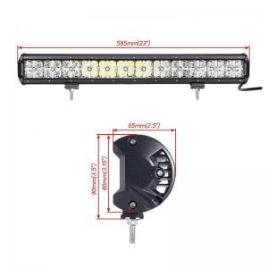 China Truck LED Car Light Bar 30W 60W 120W 6000K Off Road SUV LED Driving Light wholesale