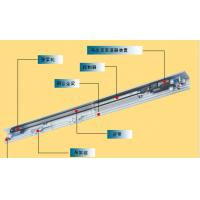 China 4200mm track Broadband Voltage 80V to 250V Automatic Glass Sliding Doors operator wholesale