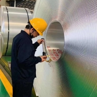 China Thickness 0.1mm To 6.0mm H12 H18 H24 H26 H28 Aluminum Sheet Coil 1100 1060 1050 3003 5052 6063 wholesale