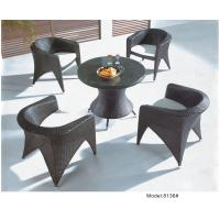China Outdoor furniture beach/poolside dinning set --8136 wholesale