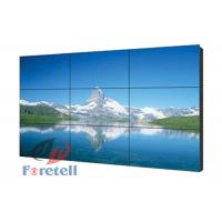 High Brightness 2160P LCD 4K Video Wall 3x2 Lg Videowall 3840 * 2160 Resolution