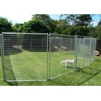 China Safety Temporary Fence Panels Easily Assembled Galvanized For Durability wholesale