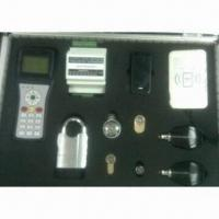 China Smart Lock Kit, Best Solution for Assets Concentration Monitoring and Personnel Management wholesale