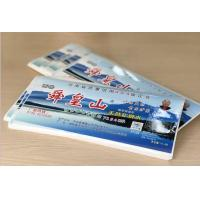 China Custom Glossy Sticker Labels Waterproof With Landscape Printing Eco Friendly wholesale