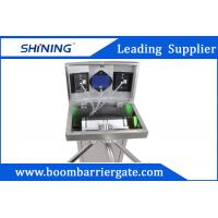 China OEM Automatic Tripod Turnstile / Swing Arm BarrierWith Barcode Cards Reader on sale