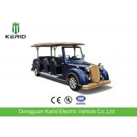 Buy cheap Luxury Design CE Approved 5KW Vintage Golf Carts 8 Passenger Classic Electric Car from wholesalers