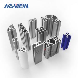 China 20 Series 20 X 20 20Mm X 20Mm 20X20 2020 T Slot Aluminum Extrusions Profile wholesale