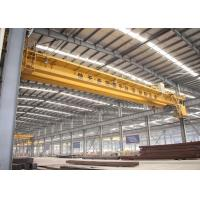 China Electric Double Girder Overhead Crane For Industrial Material Handling And Lifting wholesale