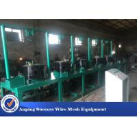 China High Speed Steel Wire Drawing Machine Easy Operation 1 - 4 Drawing Path wholesale