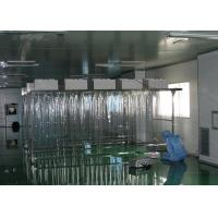 China Class 1000 Movable Softwall Cleanroom Booth For Food Beverage Industry wholesale