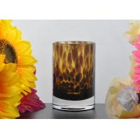 China Mouth Blown Votive Candle Jar wholesale