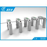 China Reliable Access Control Tripod Turnstiles Intelligent Automatic Turnstile on sale