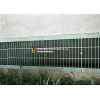 China Parking Lot Heavy Duty Steel Grating Resistance - Welded High Durability wholesale