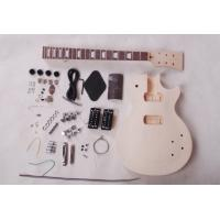 China 22 Fret DIY Les Paul Style Electric Guitar Kits With Rosewood Fingerboard AG-LP1 wholesale