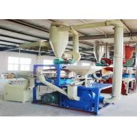 Quality Abrasion Resistance Plastic Pulverizer Machine Automatic 60 Mesh Overload for sale