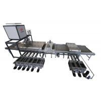 China Automotive Glass Cleaning Equipment With stainless steel shaft / heating system wholesale