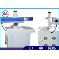 China Small Metal Carving Business Card Laser Part Marking Machines High Precision wholesale