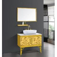China Stainless Steel Bathroom Cabinet (F-3152) wholesale