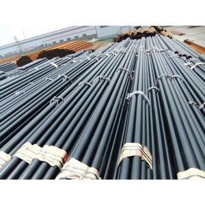 China MS Steel ERW carbon ASTM A53 black iron pipe welded sch40 steel pipe for building material/ERW mild steel tubes wholesale