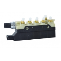 Buy cheap 2203200258 Air Suspension Valve Block For Mercedes Benz W220 Air Suspension from wholesalers