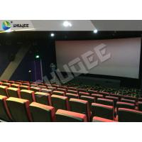 China Advance 4D Sound Vibration Animation 4d Cinema Equipment For Business Center wholesale