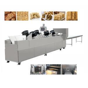 China Hot sale sesame peanut candy cereal bar forming cutting machine rice cake making machine price wholesale