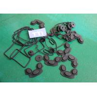 China Precision Plastic Injection Molded Parts / Rubber Molded Pads / Seals / Gaskets wholesale