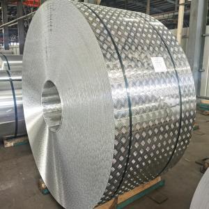 China 6061 5052 Stucco Embossed Aluminum Diamond Plate Sheet 3003 H14 wholesale