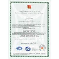 Guangzhou Icesource Refrigeration Equipment Co., LTD Certifications